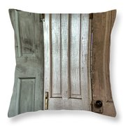 The Doors Throw Pillow