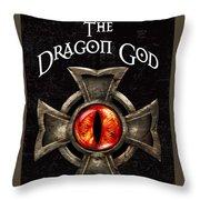 The Dragon God Throw Pillow