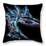 The Dragon In Your Dreams Throw Pillow