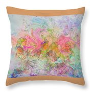 The Dreamers Throw Pillow