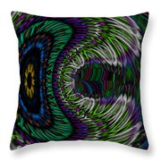 The Dreaming Eye Throw Pillow