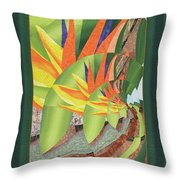 The Droste Effect Throw Pillow