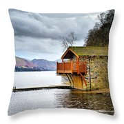 The Duke Of Portland Throw Pillow