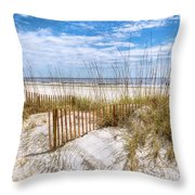 The Dunes Special Throw Pillow