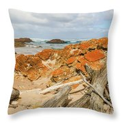 The Edge Of The World 2 Throw Pillow