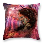 The Elements Wind Throw Pillow
