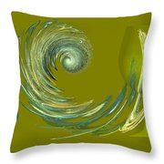 The Elixir Of Love Throw Pillow