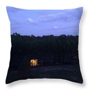The Empire Of Light, 1 Throw Pillow
