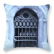 The Entrace Throw Pillow