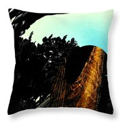 The Environment Throw Pillow