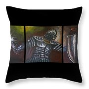 The Ephesian, Armor Of God Throw Pillow