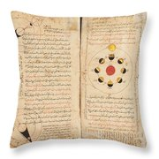 The Essence Of Astronomy Throw Pillow
