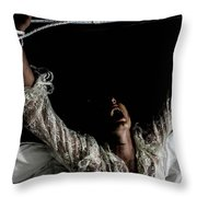 The Exorcism Throw Pillow