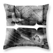 The Explained Square Throw Pillow