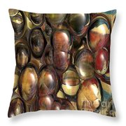 The Eye Bank Throw Pillow