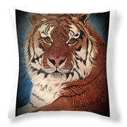 Boldness Unchained Throw Pillow