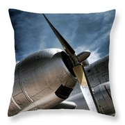 The Farewell  Throw Pillow