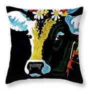 The Farmer's Favorite Throw Pillow