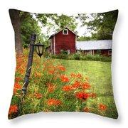 The Farmhouse Throw Pillow