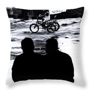 The Fathers Throw Pillow