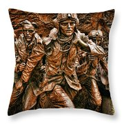 The Few Throw Pillow