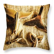 The Fishermans Tale Throw Pillow
