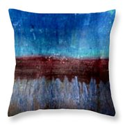 The Flower Valley Throw Pillow
