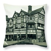 The Flying Standard Coventry Throw Pillow