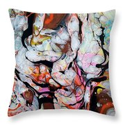 The Forces Of Nature 2 Throw Pillow
