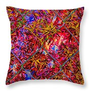 The Forest Beyond Throw Pillow