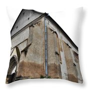 The Fortress Church 3 Throw Pillow