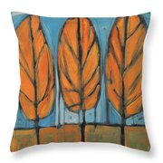 The Four Seasons - Fall Throw Pillow