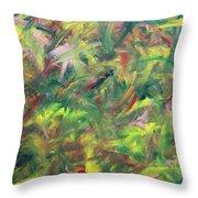 The Four Seasons - Spring Throw Pillow