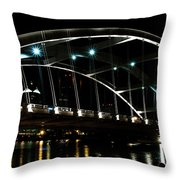 The Freddie-sue Bridge Throw Pillow