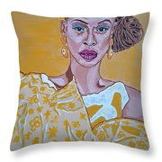 The Freedom Throw Pillow