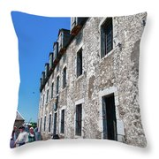The French Castle 6664 Throw Pillow