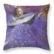 The Fruits Of The Soul II  Throw Pillow