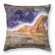 The Full Colors Of My Soul Throw Pillow