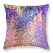 The Full Experience Throw Pillow