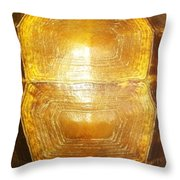 The Galleon Throw Pillow