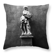 The Gardens Throw Pillow