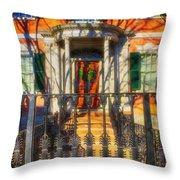 The Gardner-pingree House 1804 Throw Pillow