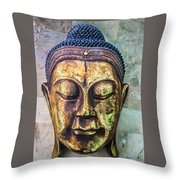 The Gautama Throw Pillow