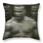 The Genuine Article  Throw Pillow