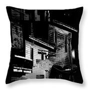 The Ghosts Of Winchester Throw Pillow