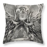 The Gift II Throw Pillow