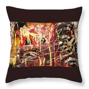 The Gift Of Creativity Throw Pillow