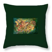 The Glade Throw Pillow