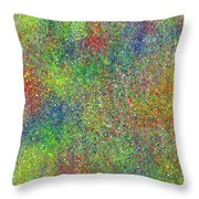 The God Particles #543 Throw Pillow