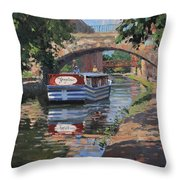 The Georgetown Throw Pillow